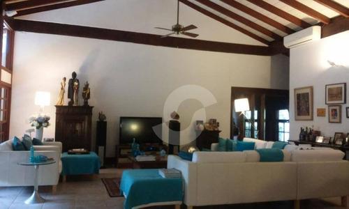 belíssima casa em condomínio de alto padrão - ca0935