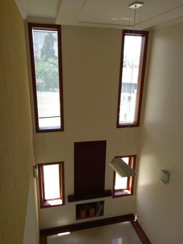belíssima casa em condomínio fechado para venda ou locação em valinhos - jardim paiquerê. - so0461