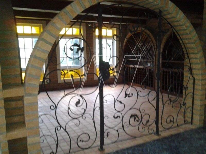 belíssima casa no alphaville tamboré, alto padrão - ca00666