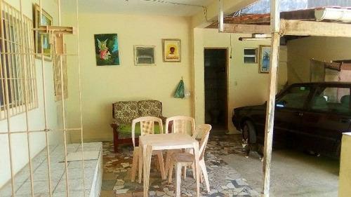 belíssima casa no balneário gaivota, em itanhaém - ref 3363