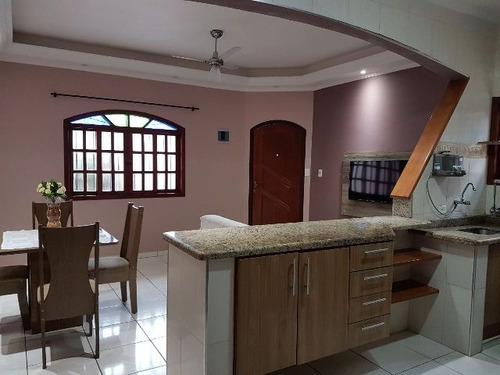 belíssima casa no balneário suarão 500m do mar - ref 4270