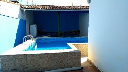 belíssima casa no cibratel 1, em itanhaém, litoral - ref3031