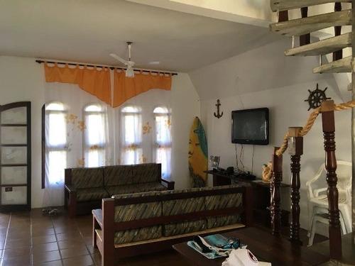 belíssima casa no jardim regina, em itanhaém - ref 4464