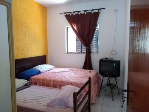 belíssima casa no parque augustus, em itanhaém -ref 3537