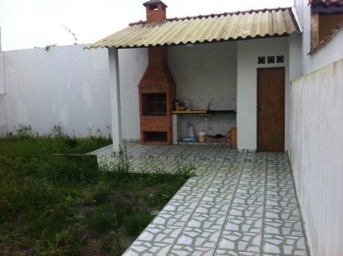 belíssima casa nova no balneário gaivota, em itanhaém