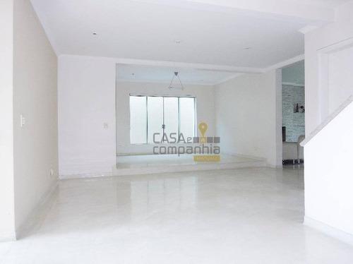 belíssima casa residencial à venda na city lapa, são paulo - so0012