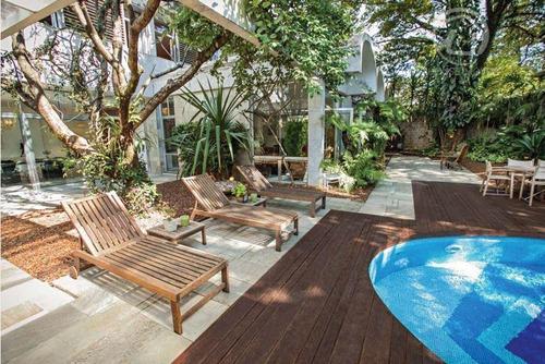belíssima casa residencial à venda, no jardim europa são paulo. - ca0879