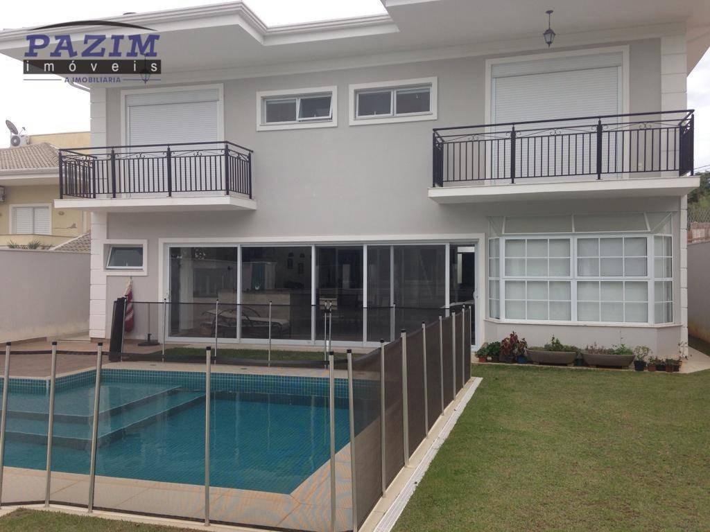belíssima casa à venda cond. terras de vinhedo - ca4330