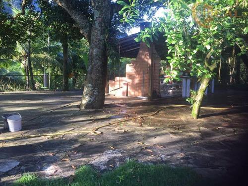 belíssima chácara em glicério com 30.000 m² na serra de macaé (1 hectare) - ch0004