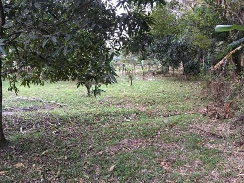 belíssima chácara no jardim aguapeú 2500m² - ref 4745