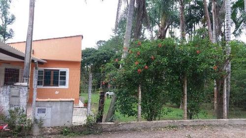 belíssima chácara no jardim aguapeu, em itanhaém - ref 4234