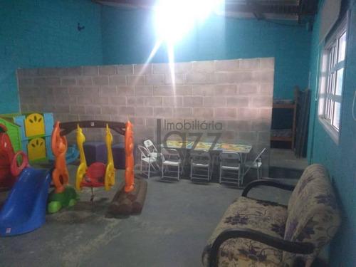belíssima chácara  à venda, 2.357 m² por r$ 424.000 - loteamento chácaras gargantilhas - campinas/sp - ch0076