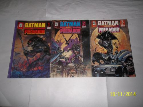 belíssima coleção batman