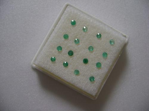 belissima esmeraldas garantia pedras 100% natural e original