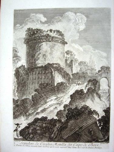 belíssima gravura italiana (4) - c.1750