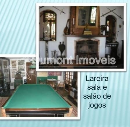 belíssima mansão com espaço literário e vista para represa
