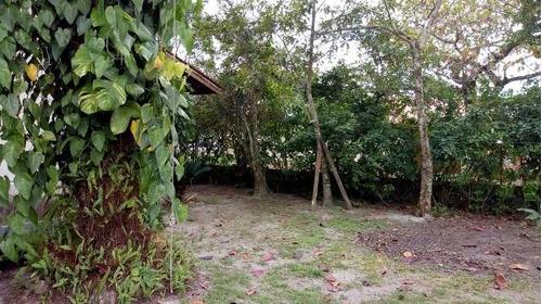 belíssima mini-chácara no jardim suarão 100m do mar ref 4640
