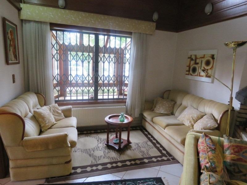belíssima residência com 4 dormitórios (opção para 5) - 474 - 32562805
