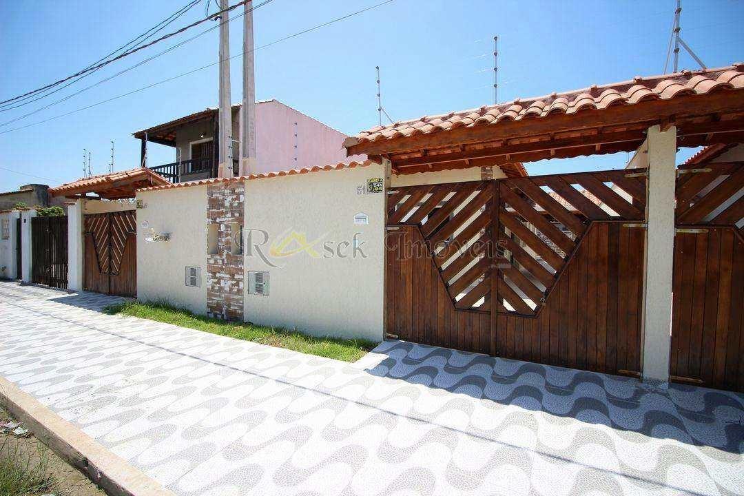 belíssimas casas novas, lado praia e com piscina - cod: 203 - v203