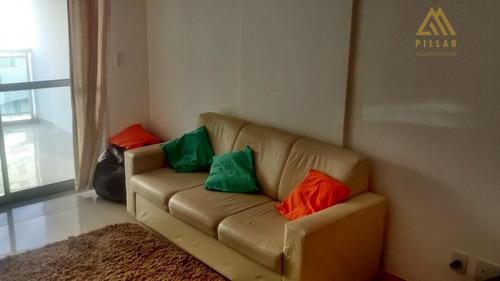 belíssimo 3 quartos mobiliado em camboinhas - ap0985