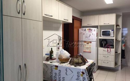 belíssimo apartamento com 3 suítes em andar alto