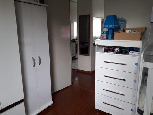 belíssimo apartamento de dois dormitórios. ref 80227
