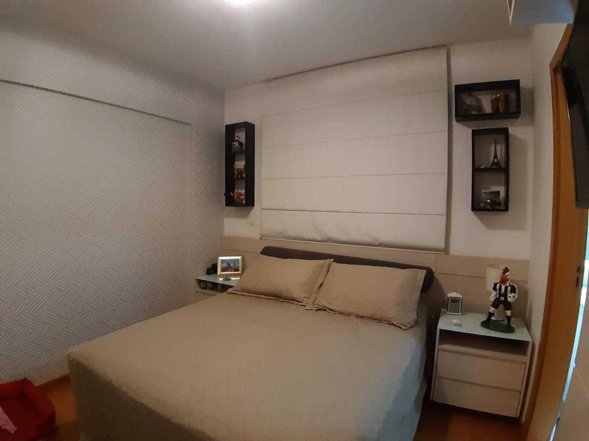 belíssimo apartamento decorado, 3 quartos, lazer e ótima localização no buritis - 4999