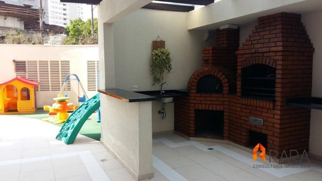 belíssimo apartamento duplex à venda por r$ 1.250.000 - casa branca - santo andré/sp - ad0002