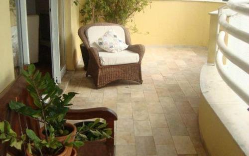 belíssimo apartamento mobiliado, com varanda gourmet e jacuzzi, á venda no morumbi, são paulo.