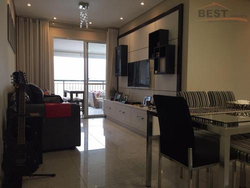 belíssimo apartamento na lapa, condomínio clube! - ap4301
