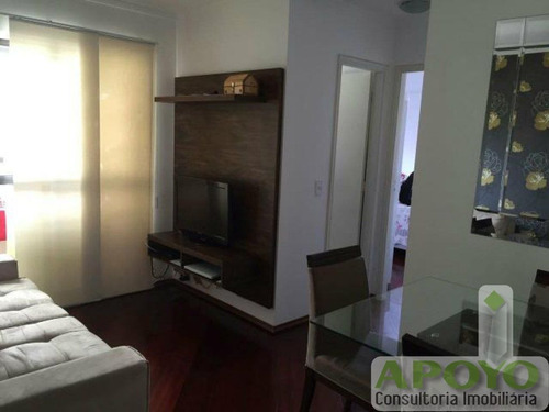 belíssimo apartamento no guarapiranga - yo3287