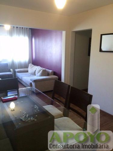 belíssimo apartamento no jardim marajoara - yo2209