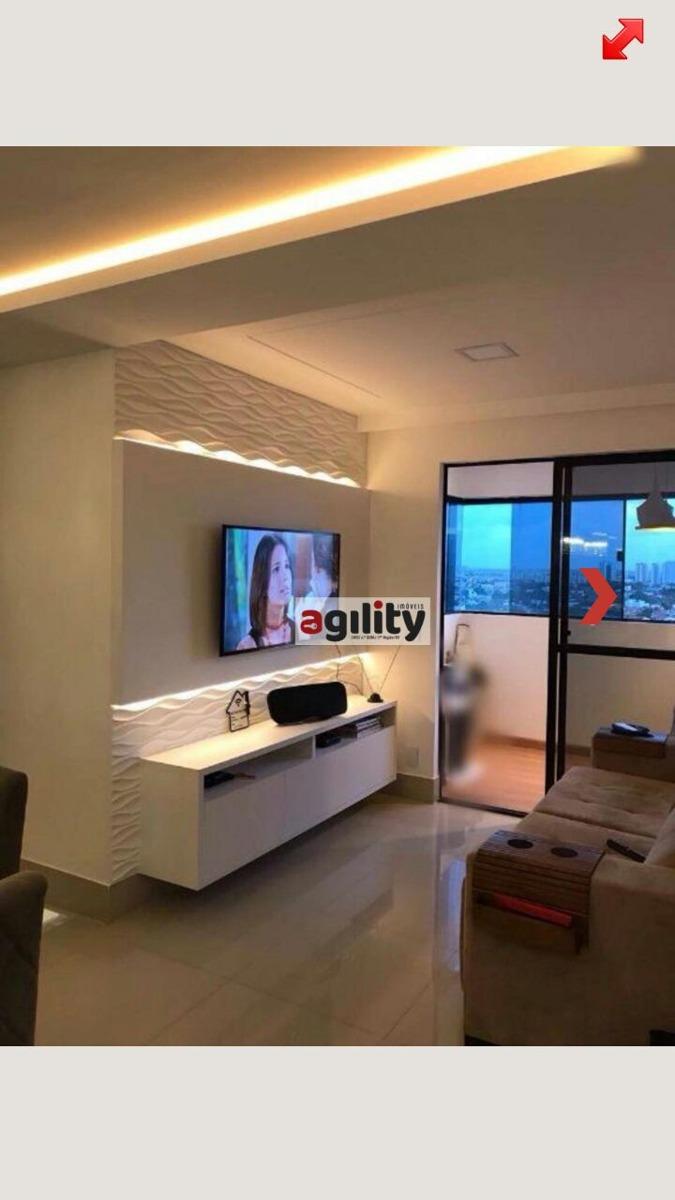 belissimo apartamento todo decorado, confira!!!