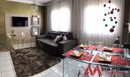 belíssimo apartamento todo reformado com móveis projetados