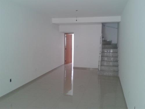 belissimo sobrado excelente localização 120m² 3 dormiórios 1 suite sacada 2 vagas - yo1349