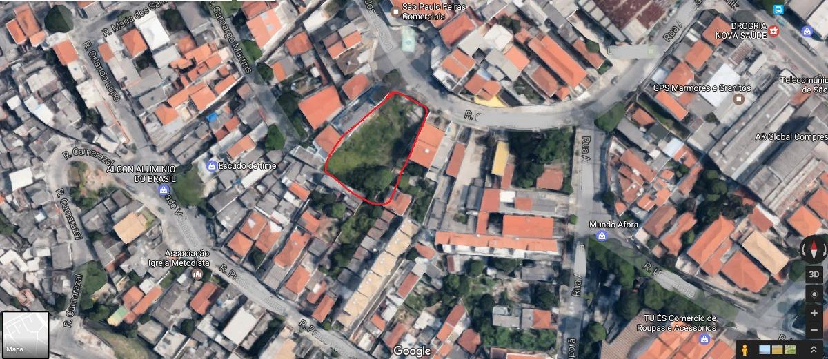 belíssimo terreno de 1130 m², próximo ao centro. ref 64417