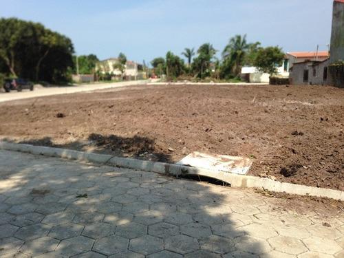 belíssimo terreno limpo e aterrado, em itanhaém!!!