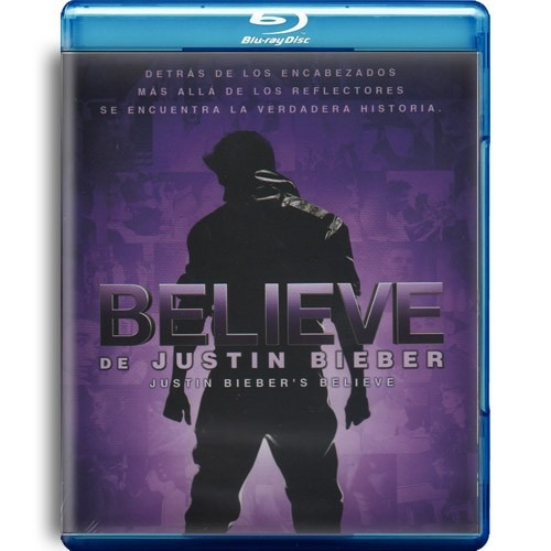 belive de justin bieber documental blu-ray