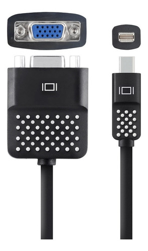 belkin adaptador mini display port a vga - phone store