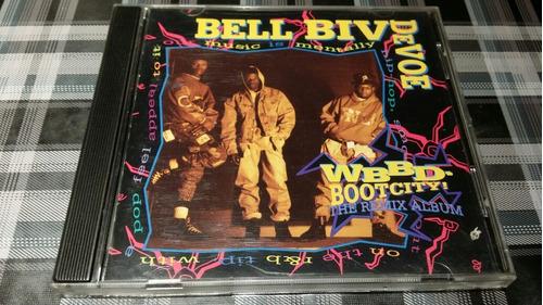 bell biv devoe - wbbd bootcity - the remix album - cd impor