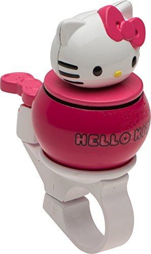 bell hello kitty accesorio para bicicleta infantil