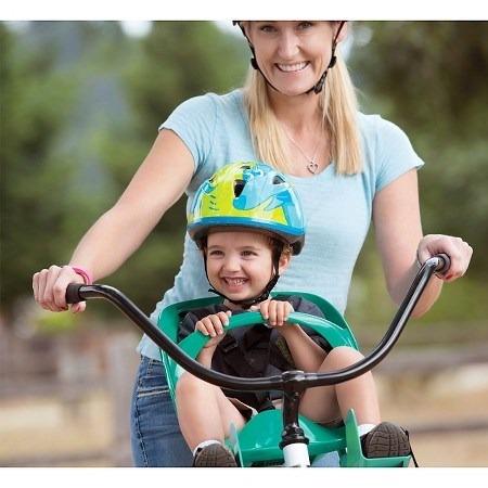 Bell silla sillita porta bebe ni o delantera para bicicleta 1 en mercado libre - Silla bebe bicicleta delantera ...