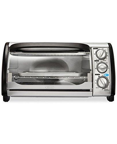 bella 14326 4-slice toaster horno - tostada, hornear, asar,