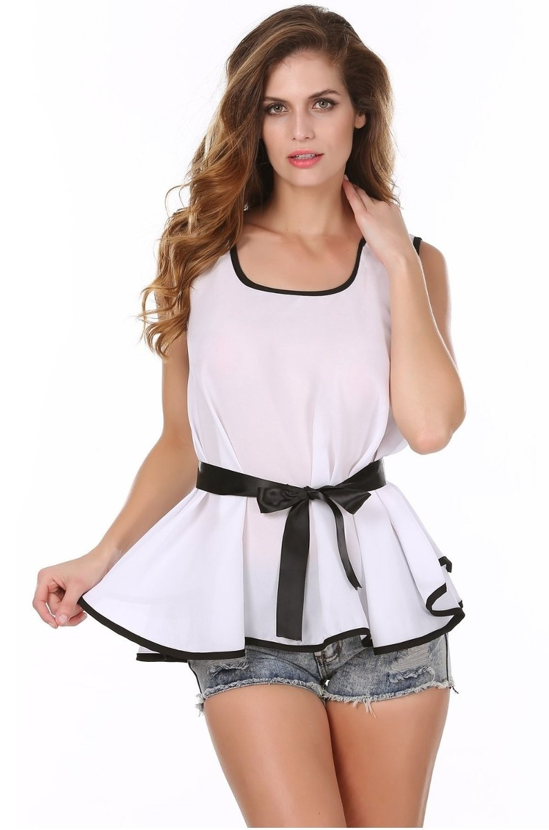 blusas de chifon blusas de mujer en mercadolibre venezuela