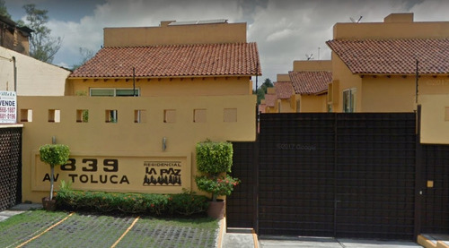 bella casa av. toluca 839, alvaro obregon. remate bancario