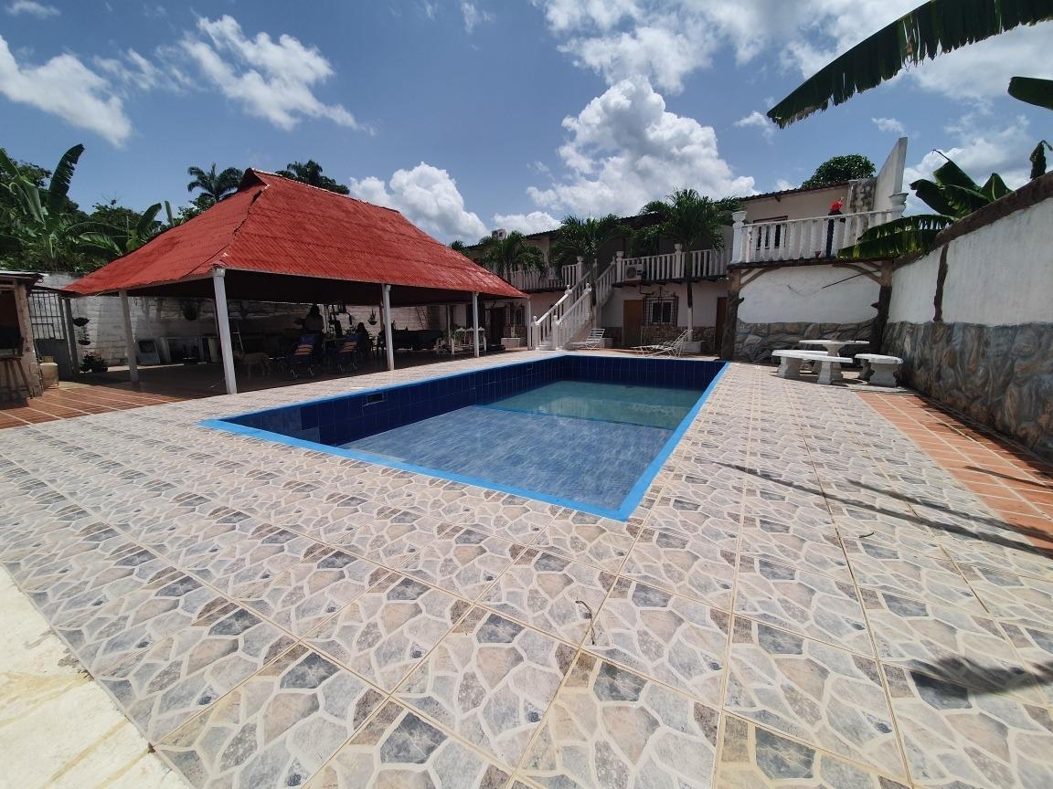bella casa con piscina - tinaquillo edo. cojedes