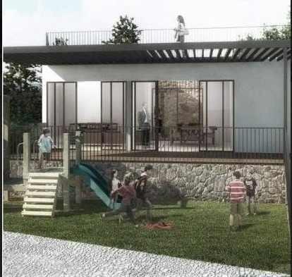 bella casa en cuajimalpa