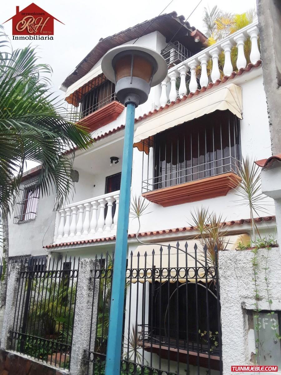 bella casa en venta en villas del ingenio - guatire
