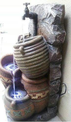 bella fuente de agua decorativa 60 cm x 30 cm