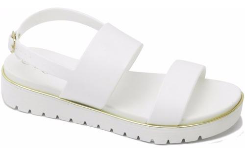 bella  sandalia dama confort casual fashion kriza original